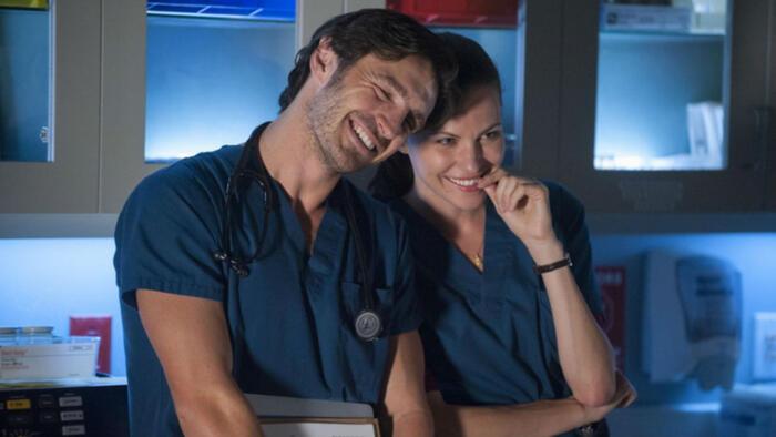 Nejlepší páry z lékařských seriálů