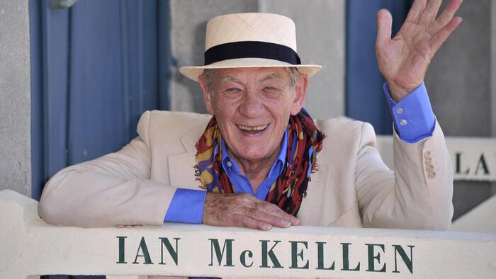 Vše, za co milujeme sira Iana McKellena!
